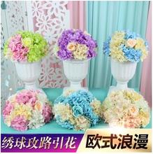 4pcsThe new silk ball road is used for the wedding of stage Roman column