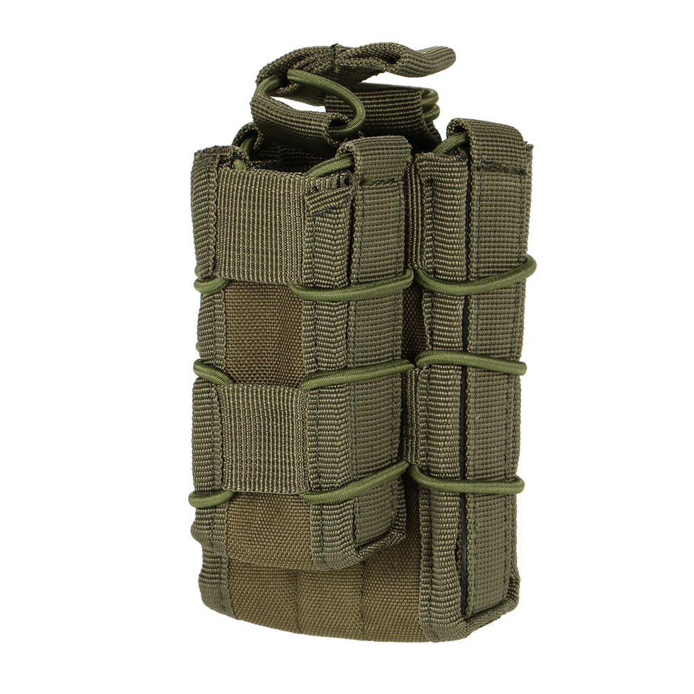 EMERSON Tactical Modular Rifle Pistol Magazine Pouch MOLLE Military Air-soft Ammo Pocket Mag Carrier Case Hunting Accessories