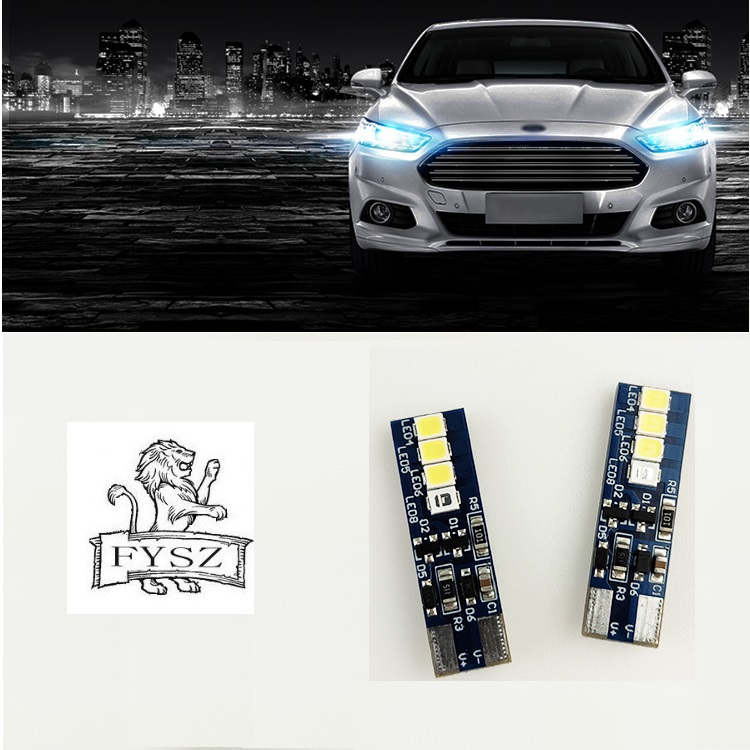 Image 4 - 2Pcs New T10 W5W WY5W 501 2825 168 High Quality Super Bright LED Car Reading Dome Lights Auto Marker Lamps Wedge Tail Side Bulbs-in Signal Lamp from Automobiles & Motorcycles