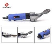 pneumatic Iron Sheet Sieve Cut off cutter metal scissors machine air shears tool for Iron algam aluminum sheet