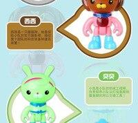 7171GItA Birthday Christmas Keppel Plush Animals Cute Backpack Pendant Baby Kids Toys for Girls child Doll 41cm