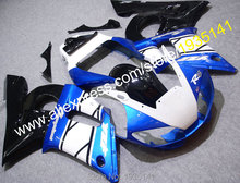 Hot Sales,For Yamaha YZFR6 fairing ABS Plastic YZF R6  cowling Accessories YZF-R6 1998 1999 2000 2001 2002 (Injection molding)