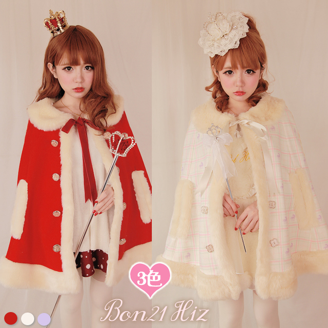 Bobon21 Princesse Exclusive Sweet Conception Gaz Lolita Cher Manteau qqHRx7f