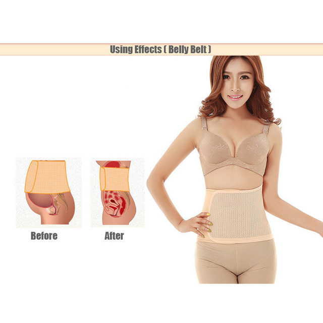 3-in-1 Breathable Postpartum Shapewear