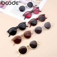 Iboode nouveau enfants lunettes De soleil garçons filles bébé infantile mode lunettes De soleil UV400 lunettes enfant nuances cadeau UV400 Oculos Gafas De Sol