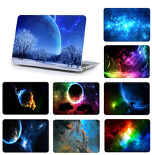 Network technology business Pattern Print Laptop Case For Macbook Air 11 Pro 13 15 Retina 12 with Keyboard Cover