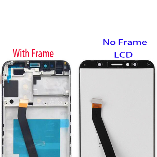 "Tested New 5.0"" For Huawei Nova CAN-L01 L11 L02 L12 L03 L13 LCD Dsiplay Touch Screen Digitizer Sensor Assembly With Frame+Tools"