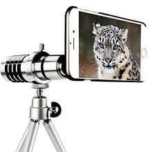 Cheapest prices Universal High Performance Camera Kit Telephoto Telescope Lens HD360 ZOOM+Adjustable Mini Tripod For Xperia Z3 Z2 Z1 Note Alpha