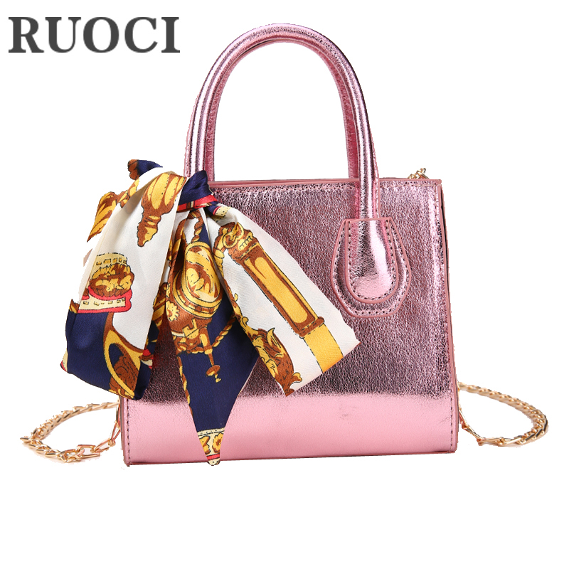 1beacfad064 RUOCI Fashion Dames Handtas Merk PU Leer Dames Messenger Bags Luxe ...