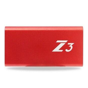 KingSpec 60GB 128GB 240GB 480GB 1TB External hard drive External SSD Type C USB 3.1 External Hard Disk  Portable SSD Z3-128