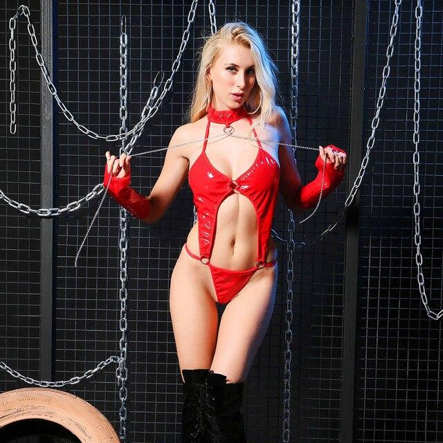 porn Latex lingerie