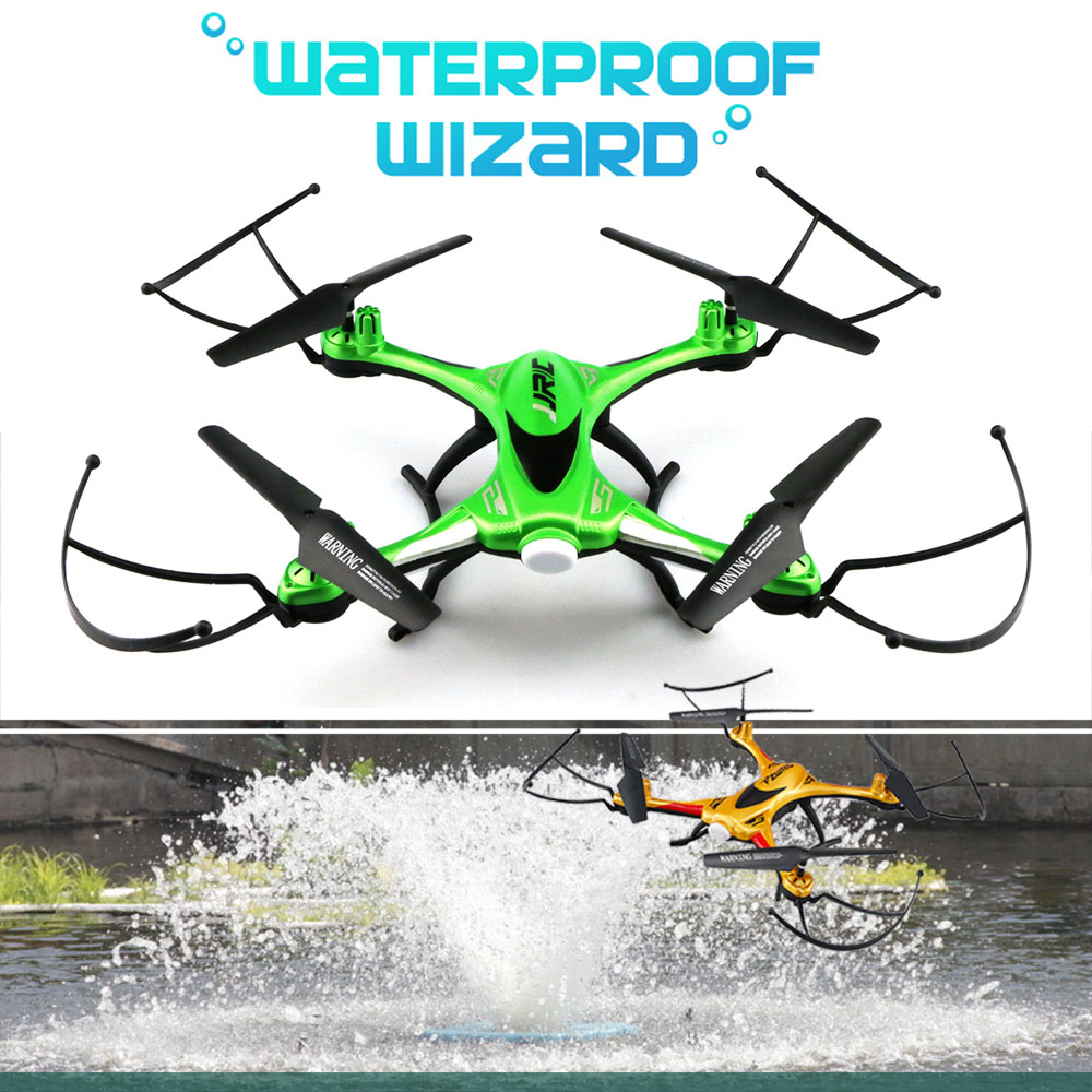 <font><b>JJRC</b></font> <font><b>H31</b></font> RC Waterproof Drone 2.4G 6Axis One Key Return Quadcopter Helicopter No Camera or with HD Camera or with wifi FPV Camera