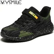 Купить с кэшбэком Brand Soft Sole Speed Kids Sneakers Black Boys Sports Shoes Outdoor Girls Sport Shoes Children Footwear Child Walking Shoes Run