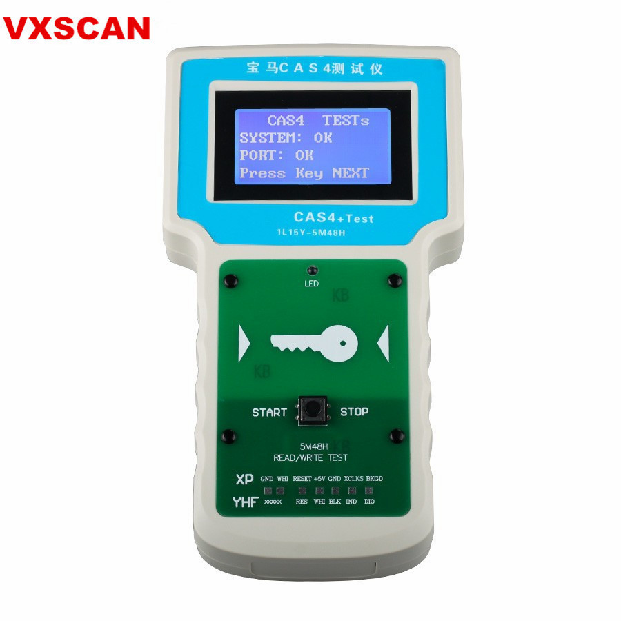 Hand-Held for BMW CAS4 1L15Y-5M48H Tester for BMW CAS4 Tester