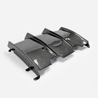 Автомобильные аксессуары для BMW F82 M4 углеродного волокна PSM стильный диффузор глушителя Глянцевая Fibre бампер снизу сплиттер Панель гоночный