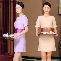 Uniform for beauty salon spa uniform beauty salon uniforms hospital nurse uniform KK1463 H