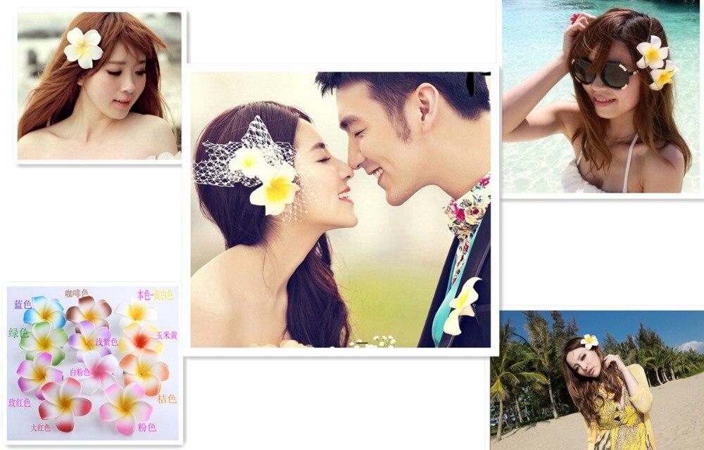Boho Bridal Hair Flower, Wedding, Gift, Bridesmaid, Fascinator, Hair, Holiday accessories Free shipping