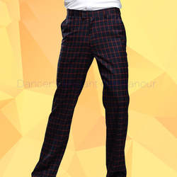Для мужчин Латинской Танцевальный костюм Для мужчин спандекс решетки латинские танцы брюки Для Мужчин's Румба/Samba/Танго ча-ча/ джаз Танцы