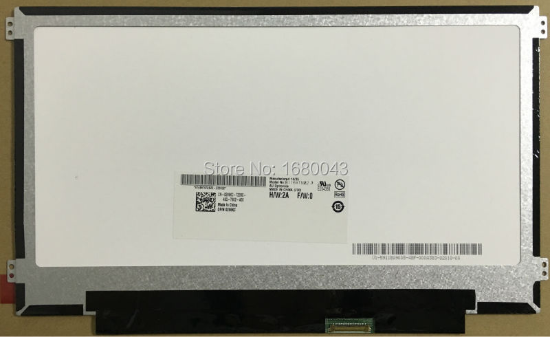 B116XTN02.3 fit B116XTN02.1 N116BGE-EA1 N116BGE-EB2 N116BGE-EA2 M116NWR1 R7 LED LCD Screen Panel 30PIN eDP quying laptop lcd screen compatible model nt116whm n10 n116bge l41 n116bge l42 n116bge lb1 b116xw01 v 0 11 6 inch slim 40 pin