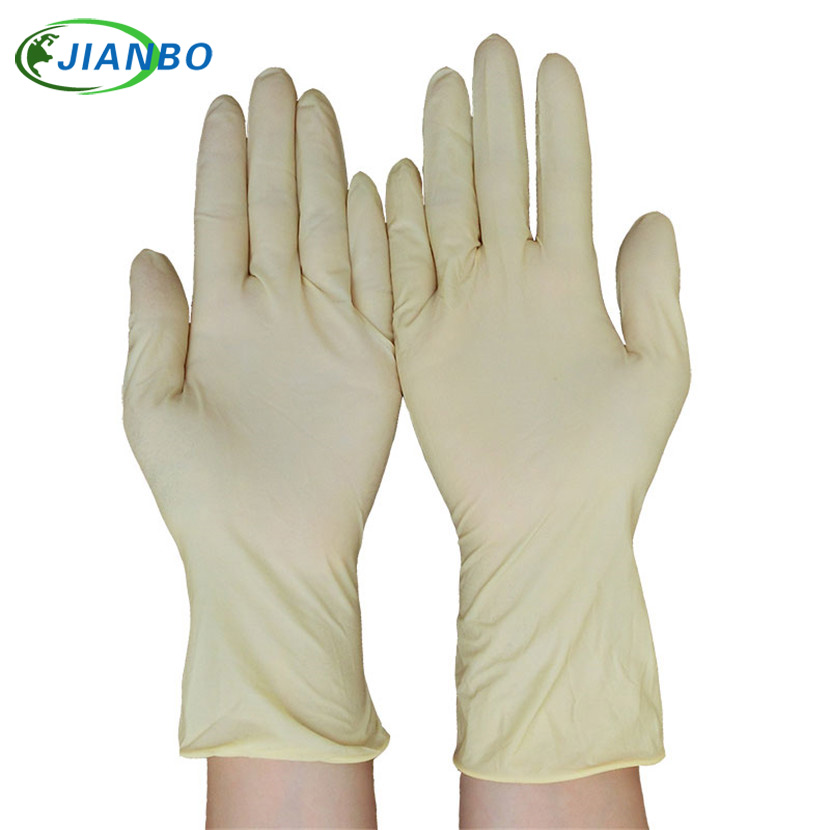 100Pcs Disposable Safety Gloves Protective Latex The Dishes Waterproof Industria Rubber Food Laboratory Operation Work Gloves disposable gloves latex s natural pk100