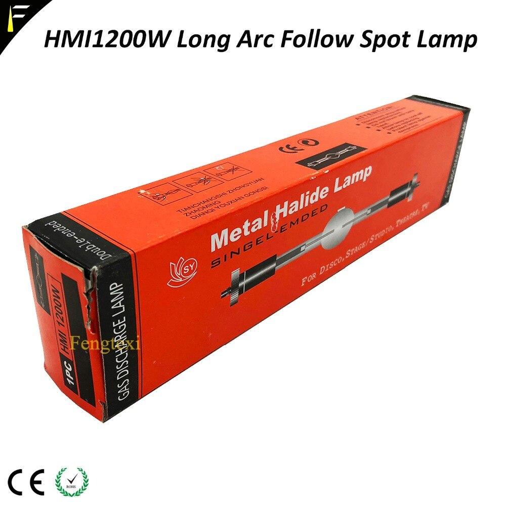 Image 4 - Hmii1200 1200w Long Arc AC 100w Mental Halide Lamp For Follow Spot Light Moving Head Light Bulb Hmii 1200-in Stage Lighting Effect from Lights & Lighting