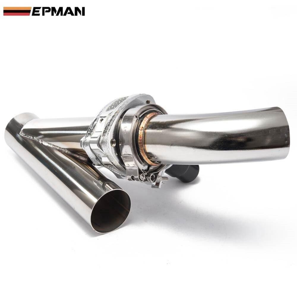 """2,"""" Электрический вырез/E-Cut Out клапан системы W/O переключатель для выхлопа Catback/Нисходящая труба для BMW e60 EP-CUTYXMM25"""