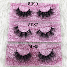 Mikiwi 5d Mink Eyelashes Thick HandMade Full Strip Lashes Rose Gold Cruelty Free Luxury Makeup Dramatic Lashes 3D Mink Lashes