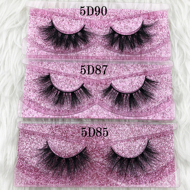 7a9cf19dde1 Mikiwi 5d Mink Eyelashes Thick HandMade Full Strip Lashes Rose Gold Cruelty  Free Luxury Makeup Dramatic Lashes 3D Mink Lashes