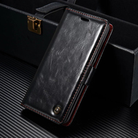 Xiaomi Redmi Note 4 Case 5 5 Original Genuine Leather Wallet Magnetic Flip Cover Phone Cases