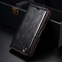 Xiaomi Redmi Note 4 5,5 «оригинальный CaseMe кожа откидной Чехол-кошелёк с магнитом телефон чехлы для Xiaomi Redmi Note 4x Pro премьер