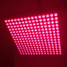 All Red 660nm Supplemental 45W LED Grow Light Indoor Panel For Hydro Flowering Indoor Greenhouse Lights Panel