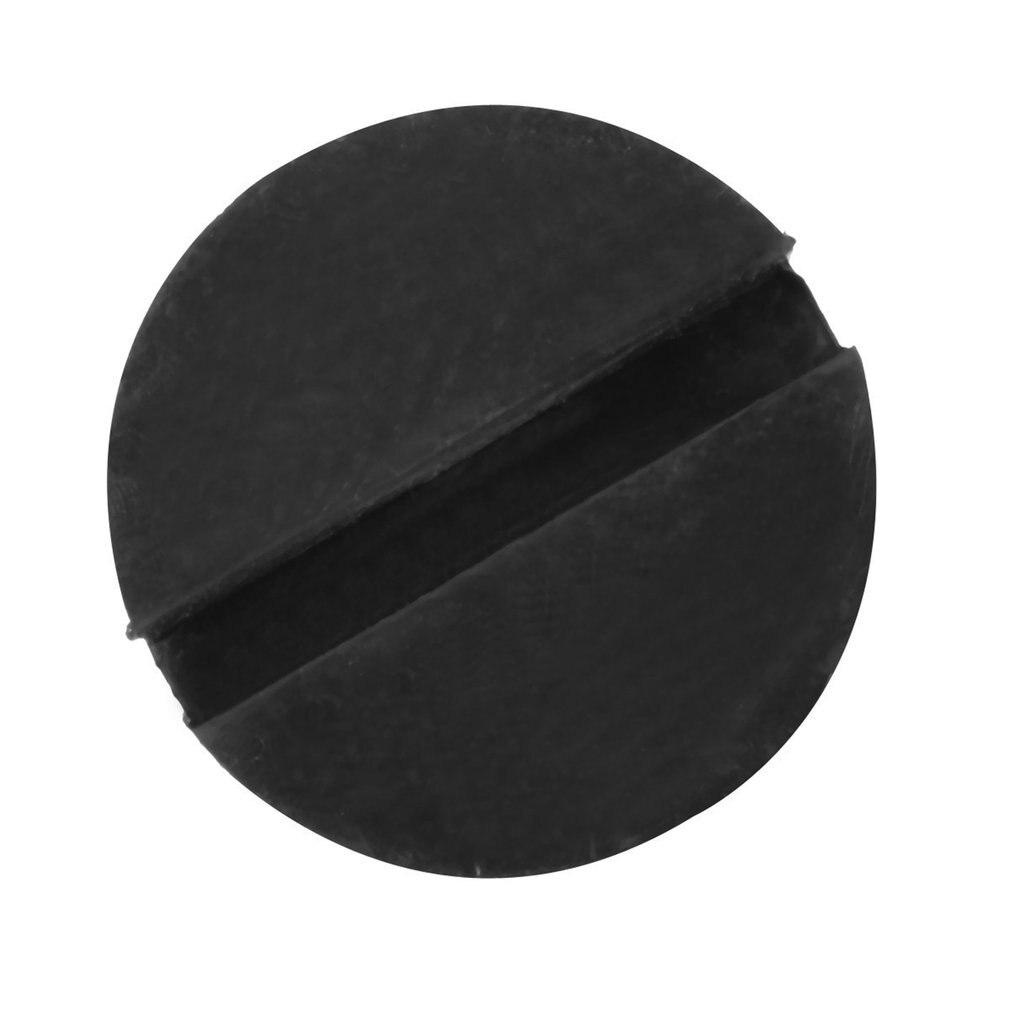 Black Rubber 35mm Jack Pad