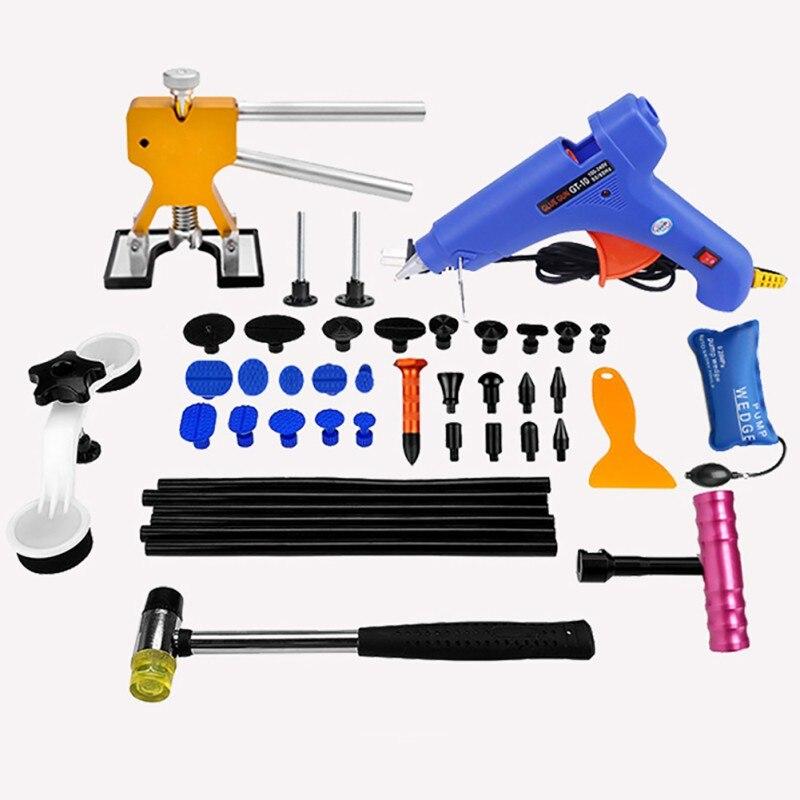 ONEWELL PDR инструменты безболезненные Инструменты для ремонта вмятин автомобильный инструмент для ремонта инструмент палочки термоклея клей ...