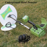 MD-88 Underground Metal Detector Battery-powered Treasure Detector With Dual-Mode Detection 5m Detecting Depth