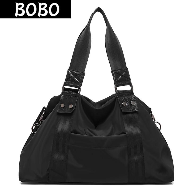 2017 New Women Handbags Nylon waterproof Ladies Tote Shoulder Bag women Casual messenger bag Large capacity shopping bags bolsas цена