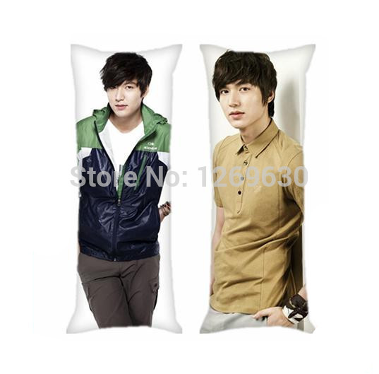 New girl boyfriend soft pillow korean handsome Lee MinHo ...