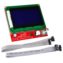 12864 LCD Ramps Smart Parts RAMPS 1 4 Controller Control Panel LCD 12864 Display Monitor Motherboard