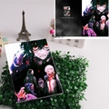 Kpop Tokyo Ghoul Cartoons style workbooks waterproof Notebooks 20*15cm
