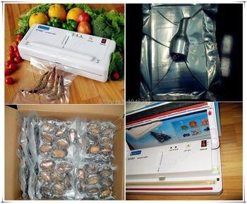 Home Vacuum Sealer Packing Machine For Food Saver Electric Best Sealer Vacuum Package Sealing Packers 110v/220v