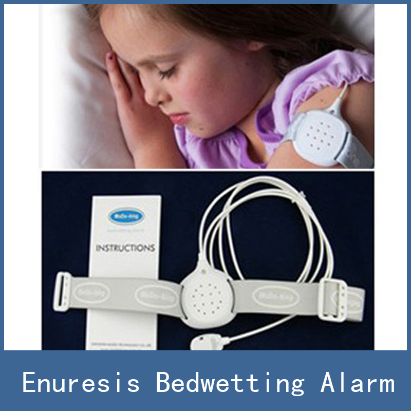 New Arrival Brand Security Protective Sleeping Enuresis Bedwetting Sensor Alarm For Kids Children Baby Have A