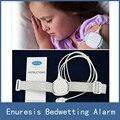 Nueva Llegada Marca Protectora Para Dormir de Enuresis Enuresis Alarma Del Sensor de Seguridad Para Niños Niños Bebé Tiene Un Buen Sueño
