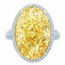 Ювелирные изделия Qi Xuan_Fashion jewelry_индивидуальные большие желтые камни Роскошные Кольца_ S925 Твердые серебряные кольца_ завод прямые продажи