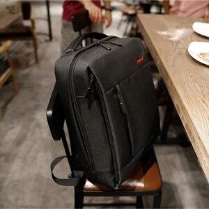 Image 5 - Tigernu Marke Schlanke Rucksack USB lade Männer 14 15,6 zoll Laptop Rucksack Frauen Splash Einfache Schule Rucksack Tasche für Jugendliche