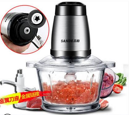 200W 1.8L Domestic homeusing meat grinder stainless steel meat grinder domestic подушка