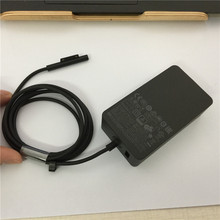 Buy Fast charging Adapter For Microsoft Surface pro 6/5/4/3 15V 4A 102W Black AC Power Supply Charger Tablet Charger 5V 1.5A USB directly from merchant!