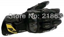 New cool гоночный мотоцикл кожаные перчатки углеродные спорт гонки на мотоциклах перчатки