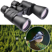 Outdoor Binoculars 50mm Tube 10 180x100 HD Zoom Binoculars Telescope Bird Watching Travel Gift Drop Shipping