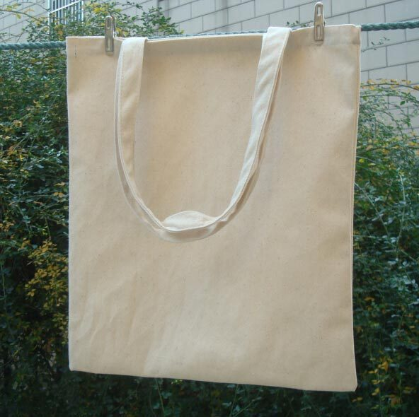 37x42cm high quality  eco-friendly  reusable canvas cotton bag with handle ,for shopping and DHY paiting