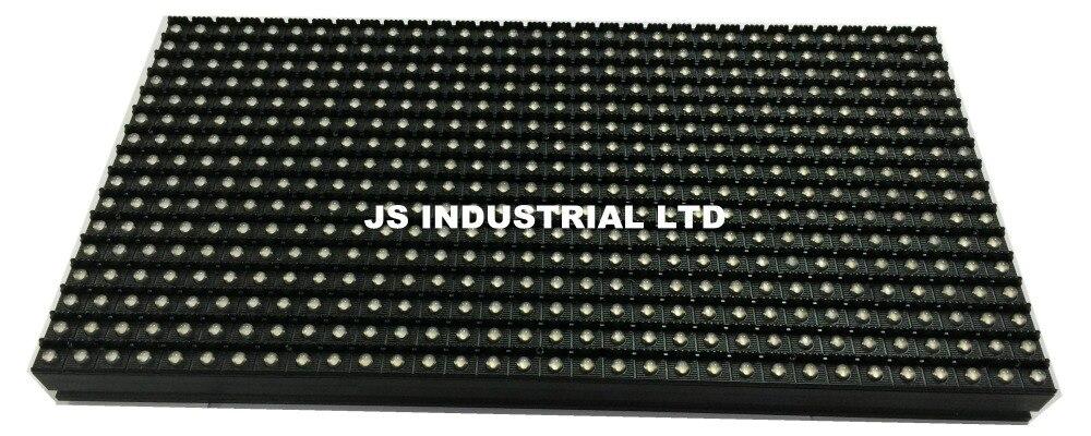 무료 배송 p10 야외 dip 3in1 풀 컬러 led 패널 디스플레이 모듈 320*160mm 고휘도, 고성능-에서LED 모듈부터 등 & 조명 의 JS INDUSTRIAL LTD