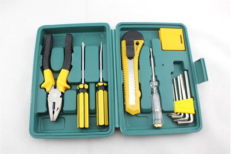 Hot sale New 11pcs set Repair Tools Kit Car Care Tools Auto maintenance tools free shipping